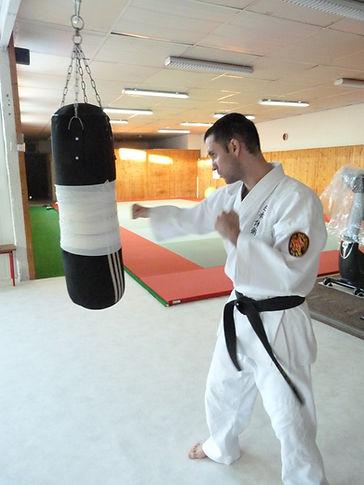 institut de thérapie holistique et enseignement des arts martiaux