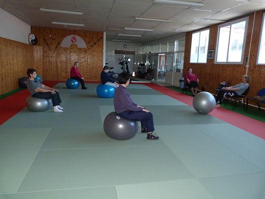 stage équilibre et énergie chez ITHEAM, le pilates