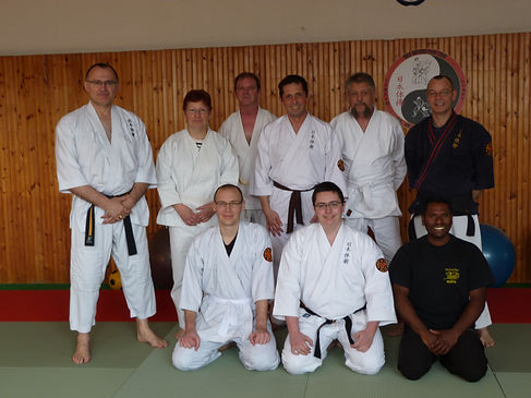 nihon tai jitsu Challans URAKAN institut de thérapie holistique et d'enseignement des arts martiaux