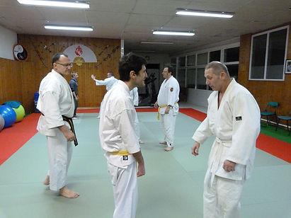 cours Nihon tajitsu ITHEAM