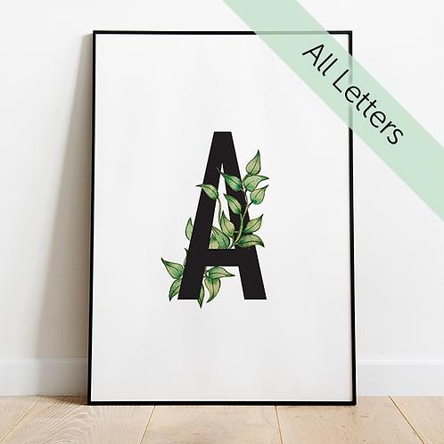Botanical letters
