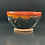 Thumbnail: Small Glazed Smudging Bowl