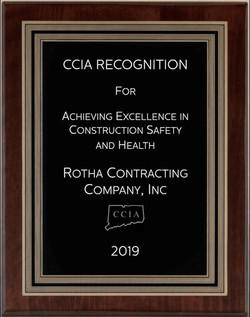 Safety award 2019