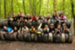 Wild Forest School Visits