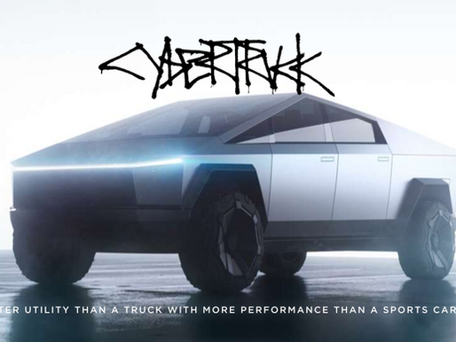 Cybertruck is Real - Fully Electric Truck by Tesla