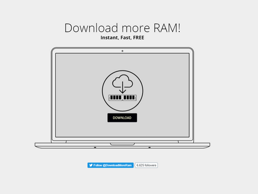 Free Downloadable Cloud RAM!