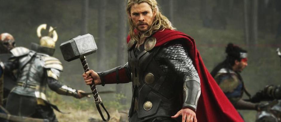 1:1 Tungsten Replica of Thors Hammer