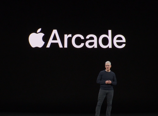 Apple Arcade is like Steam for iPhone