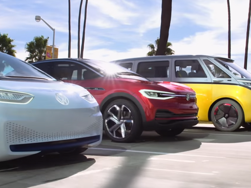 VW Electric Cars to Market for 2022!