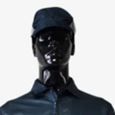Cleanroom Man Cap,Navy