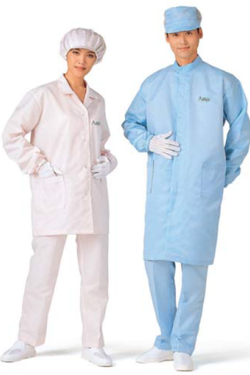 Cleanroom Gown SkyBlue_KM