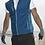 Thumbnail: Men's fleece vest, Blue