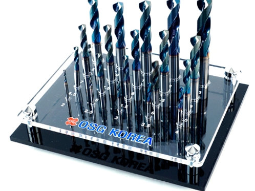 GP Carbide Drill Set_Korea OSG