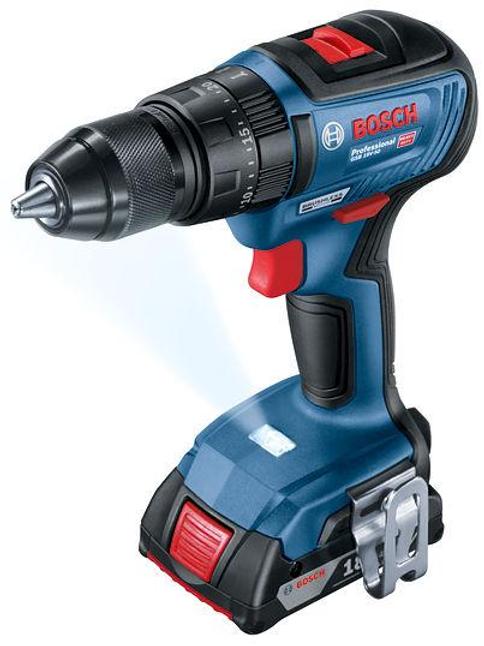 Cordless hammer drill screwdriver_BOSCH