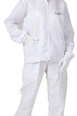 Cleanroom Jacket White_KM