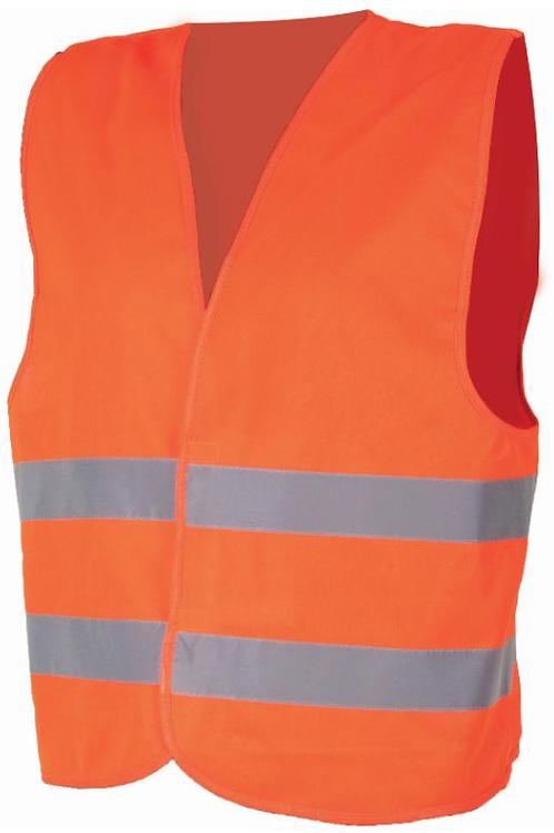 Warning Vest, Orange