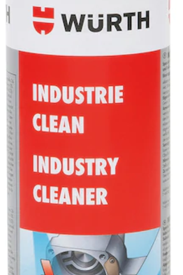 CLEANER INDUSTRY CLEAN_Wurth