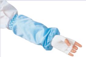 Cleanroom Arm Sleeve(S/blue)_KM