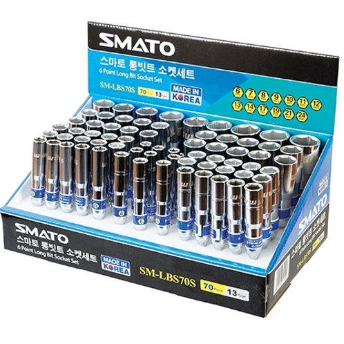 6point Long Bit Socket_SMATO
