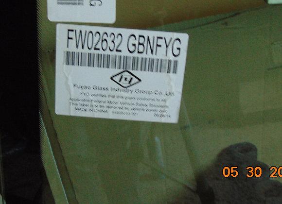 06-11 Hyundai Accent Windshield