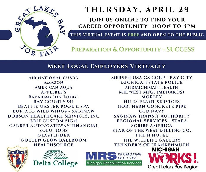 4_29 GLB Job Fair Employer  Announcement