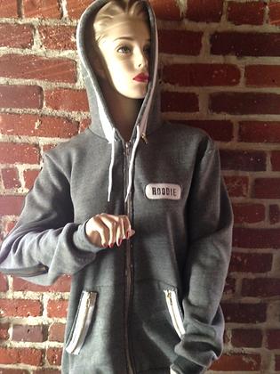 Generic Clothing® Uni-Sex zip up Hoodie