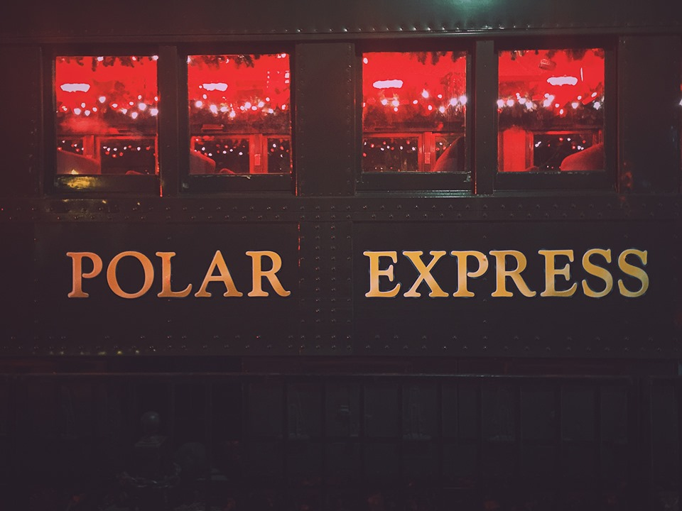Polar Express Train