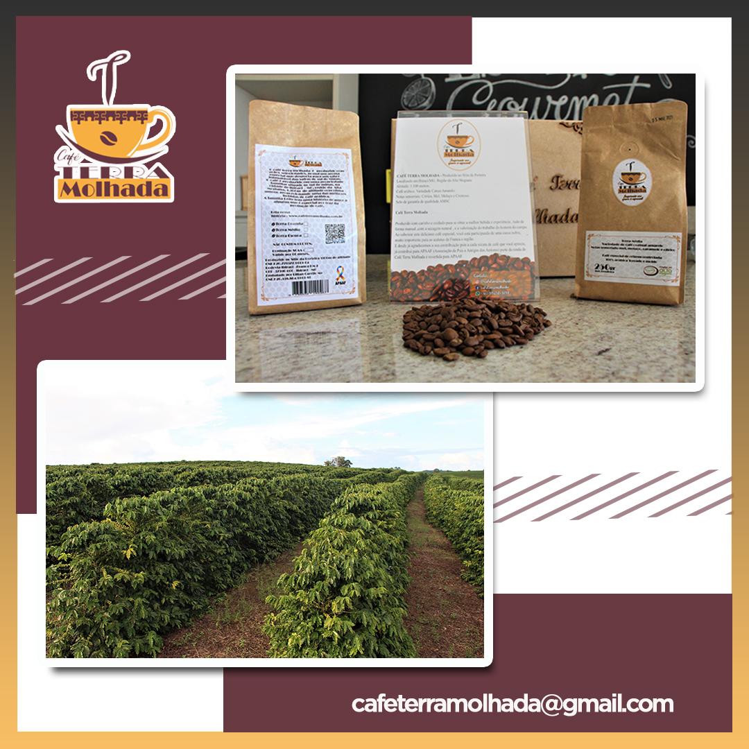 Café Terra Molhada