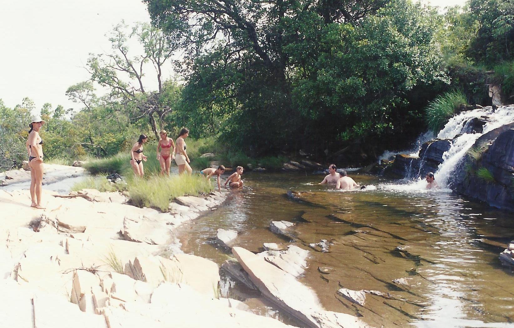 Trekking Cachoeira Luquinha