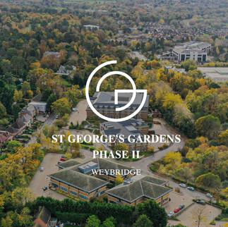 St Georges Gardens Masterplan