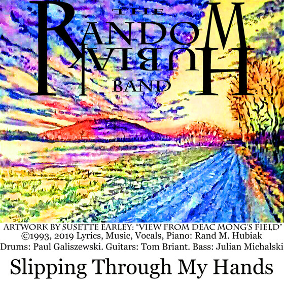 "Single, ""Slipping Through My Hands"""