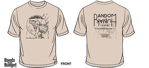 Bleached Bones T-Shirt: S/M/L