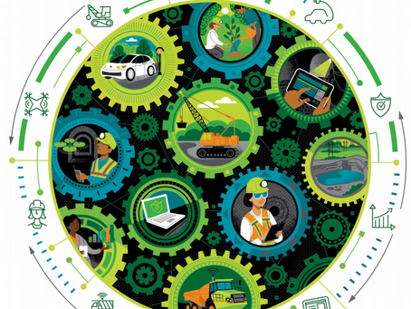 Abstract: Tracking the Trends 2019 - The top 10 trends transforming the future of mining - Deloitte