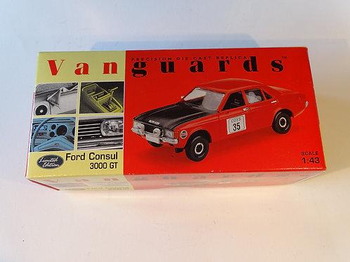 Vanguards Ford Consul 3000 GT diecast model