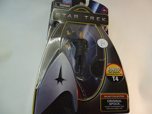 Original Spock figure from Star Trek by Playmates