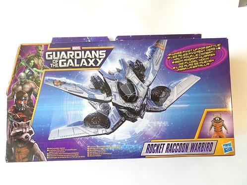 Guardians of the Galaxy 'Rocket Raccoon Warbird' model