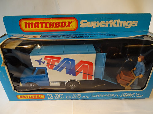 Ford 'TAA' Delivery van by Matchbox Super King