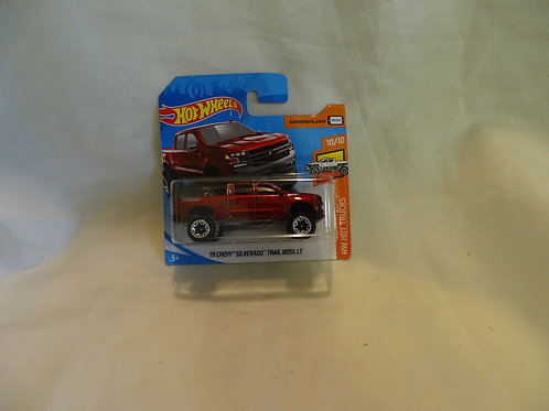 '79 Chevy Silverado Trail Boss LT by Hot Wheels - HW Hot Trucks