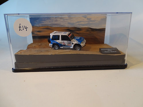 Mitsubishi Pajero 2001 Paris-Dakar model