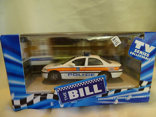 Police Car from The Bill TV series
