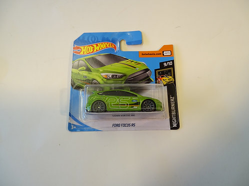 Hot Wheels 'Ford Focus RS'