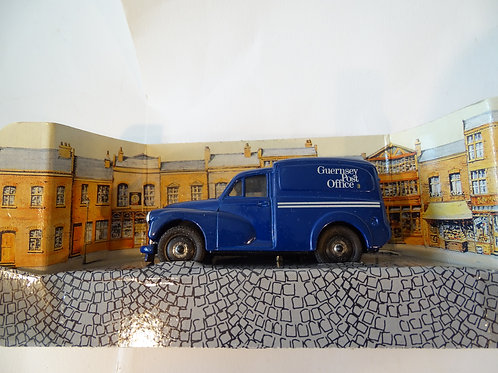 Morris 1000 van 'Guernsey Post Office' model by Corgi