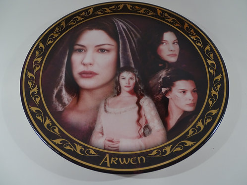 Lord of the Rings, Arwen plate, Limited Edition