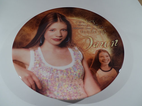 Buffy the Vampire Slayer, Dawn plate, Limited Edition