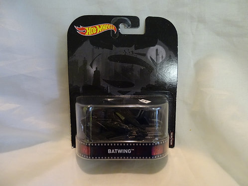 Batwing from Batman by Hot Wheels