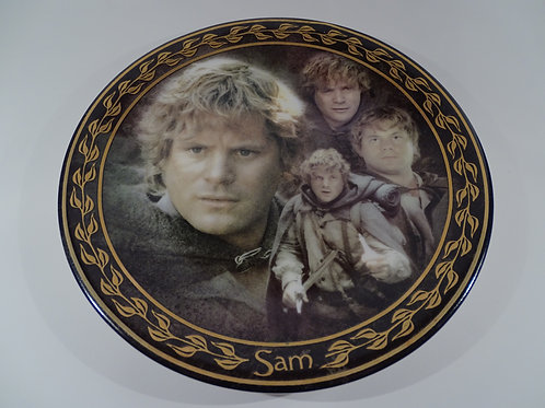 Lord of the Rings, Sam plate, Limited Edition