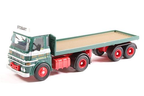 Eddie Stobart ERF platform 4649123 truck model