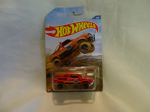Subaru Brat by Hot Wheels