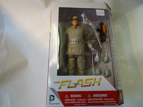 Heatwave figure from 'The Flash' series