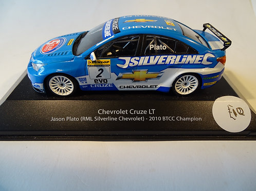 Chevrolet Cruze LT - British Touring Car Championships model